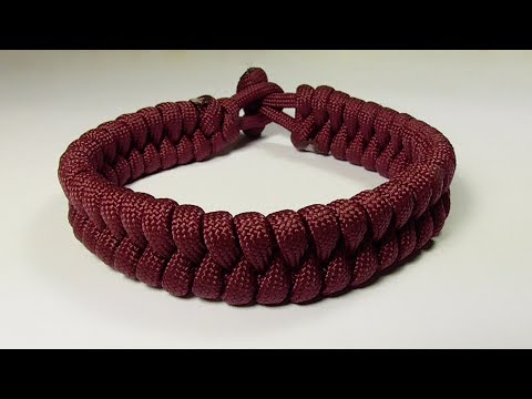 How You Can Make An Easy Fishtail Paracord Bracelet