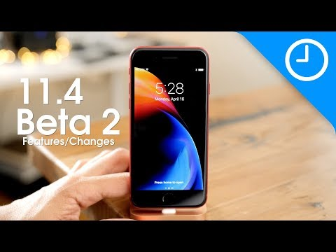 New iOS 11.4 beta 2 features / changes! [9to5Mac]