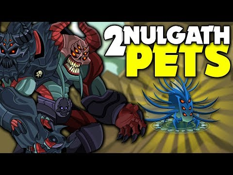 How to get 2 Free Nulgath Pets! AQW AdventureQuest Worlds