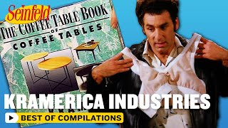 Kramerica Industries: How To Succeed In Business | Seinfeld