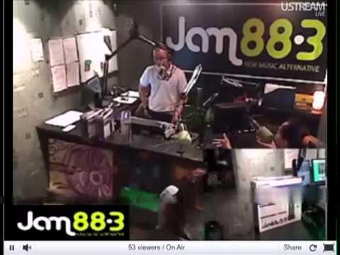 Belkin N600 Interview - Jam 88.3.mp4