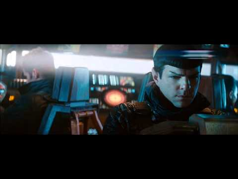 Star Trek Into Darkness - Uhura and Spock Argue HD]