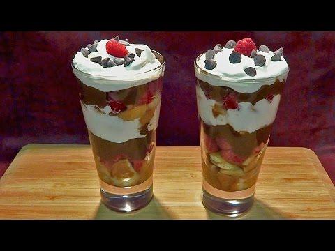 How to Make Mini Trifles