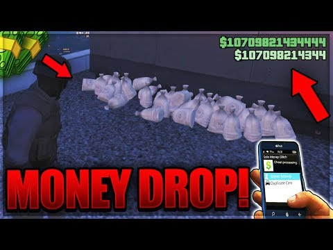 HOW TO GET A FREE MONEY DROP IN GTA 5 ONLINE! (Money Hack After Patch 1.39)