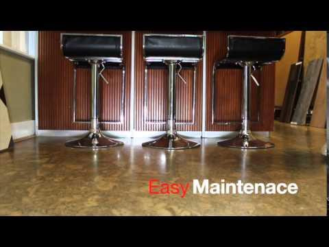 benefits of cork flooring