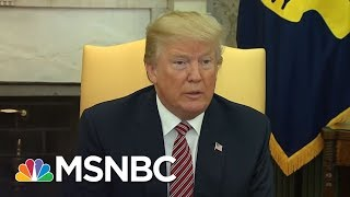 President Donald Trump Appears To Attract Many Alleged Abusers | AM Joy | MSNBC