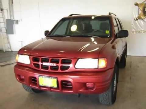 2000 Isuzu Rodeo LX 4WD