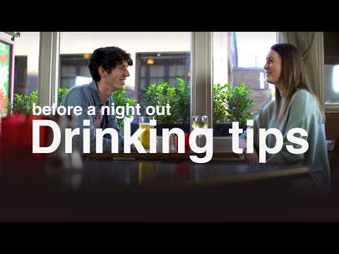 Before a night out | Type 1 and alcohol | Diabetes UK