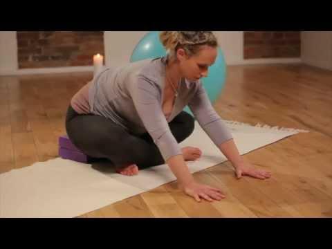 Yoga for Birth Preparation - Brigid Godwin