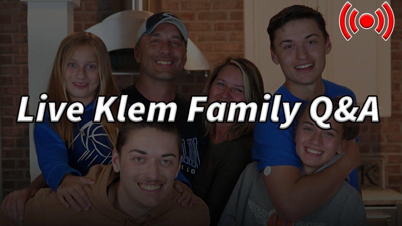 Klem Family Q&A