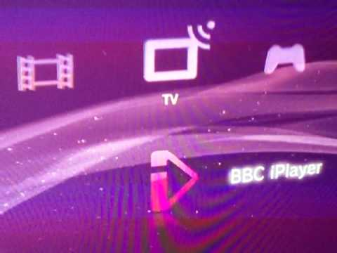 bbc i player on ps3 3.00 update