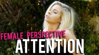 Charlie Puth  Attention Female Perspective Andie Case Cover