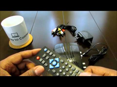 IVIEW - 3200 STB Multimedia Converter Box, with recording function - part 2 - review