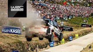 WRC - Vodafone Rally de Portugal 2019: TOP 5 Moments