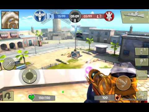Blitz Brigade soldier class gameplay ep 1