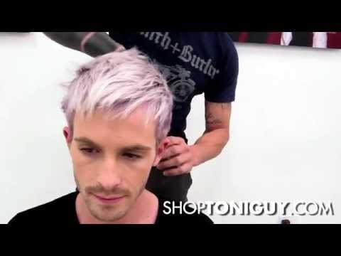 How Style Short Hair with Pomade or Wax | Hair by Professionals