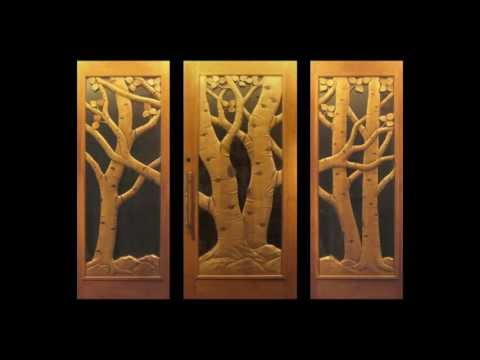 High Relief Carving By Ron Ramsey Mov Vidoemo