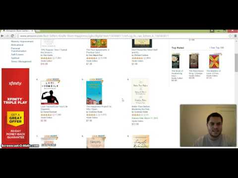 Step By Step Guide To Making Money With Kindle Ebook - How To Get Easy Sales