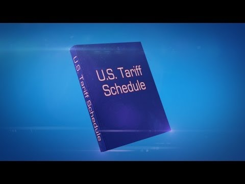 Harmonized Tariff Schedule (HTS) Definition