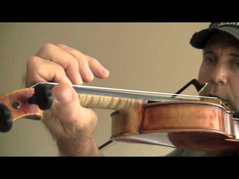 Trills on the Violin