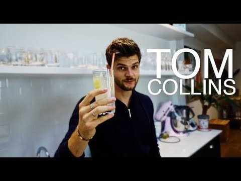 HOW TO MAKE A TOM COLLINS | #TFIFRIDAY