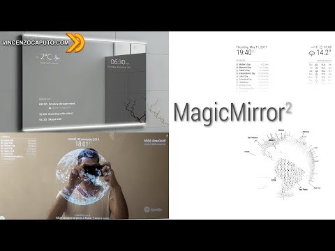 Xxx Mp4 MAGIC MIRROR Costruire Uno Specchio Smart Con Effetto WOW 3gp Sex