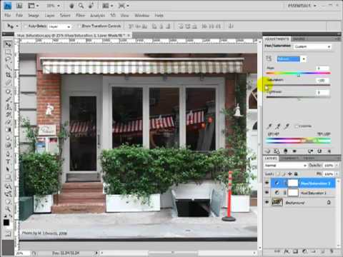 How to Change the Colors in an Image Using Photoshop
