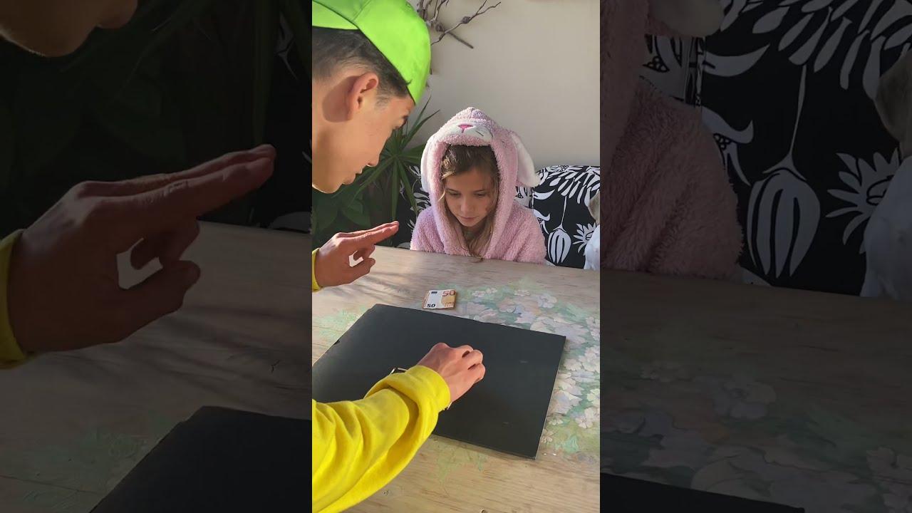 Un truco para desafiar a tus amigos/Mika Sofi/ viral 2021
