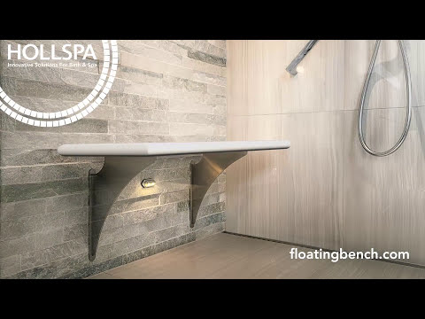 Hollspa Floating Bench - Projects | November 2017
