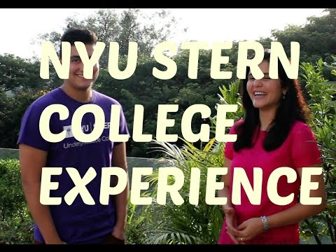 College Experience - NYU Stern