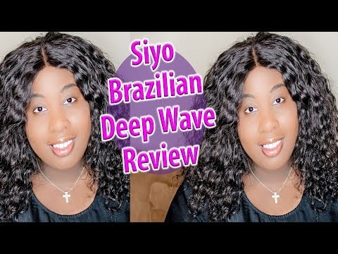 Aliexpress Siyo Brazilian Deep Wave Review