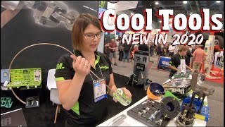 Amazing new Tool Tech, Inventions \u0026 Equipment from Sema coming out in 2020 4 k video