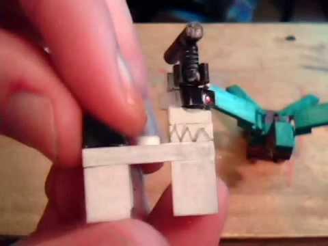 How to make LEGO Pokemon: Tropius, Absol and Mega Absol