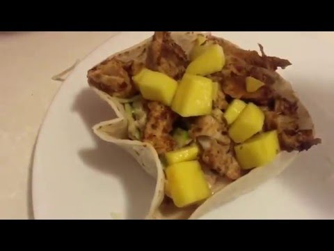 Easy Tortilla Bowls!