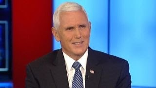 Mike Pence explains why he is running with Donald Trump