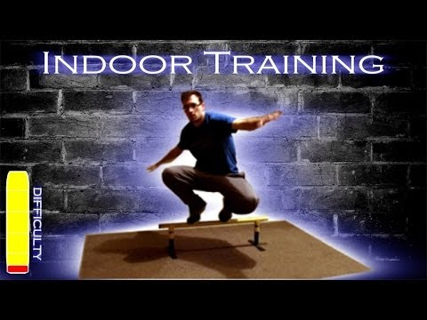 How to Parkour Train Indoors During Bad Weather