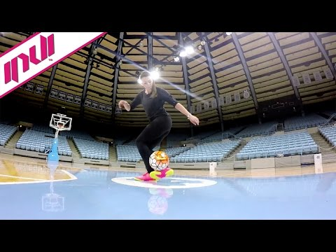 UNC Chapel Hill Soccer Freestyle | Indi Cowie