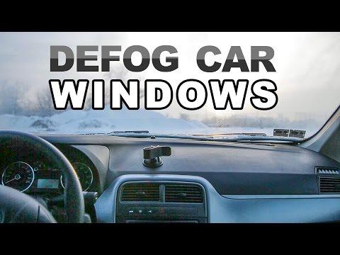 Best 3 Hacks - Foggy car windows fix