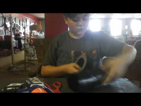 How To Make a Nerf Holster Out of Duct Tape