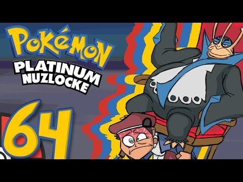 Pokemon Platinum NUZLOCKE Part 64 - TFS Plays