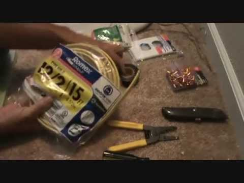 How to ground an old style duplex receptacle outlet box...Part 2