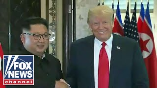 Kim Jong Un commits to