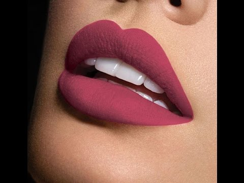 HOW TO MAKE ANY LIPSTICK MATTE | 1 SIMPLE TRICK !!!!