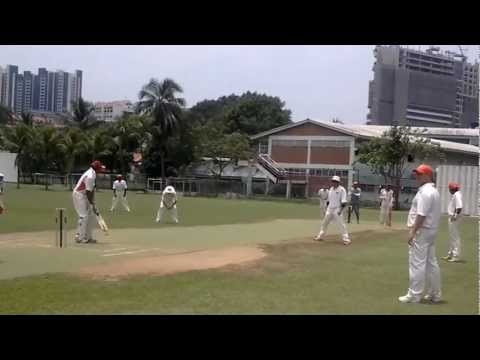 Honolulu Cricket Club Harlem Shake