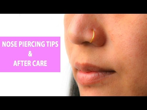 Nose Piercing After Care for Fast Healing Time | Health Tips | Kaumudy TV