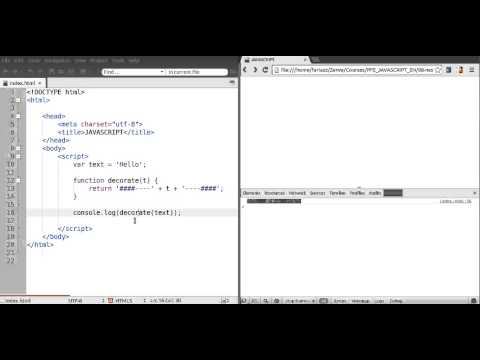 How to use Nested Functions in JavaScript, Online Course