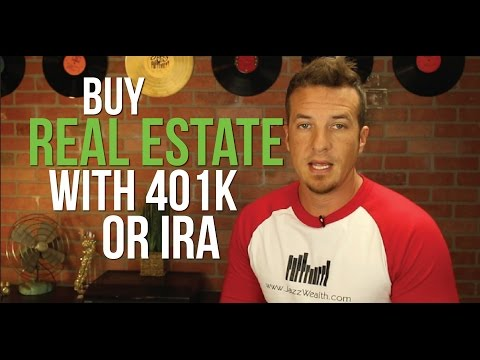 Buy real estate with IRA?