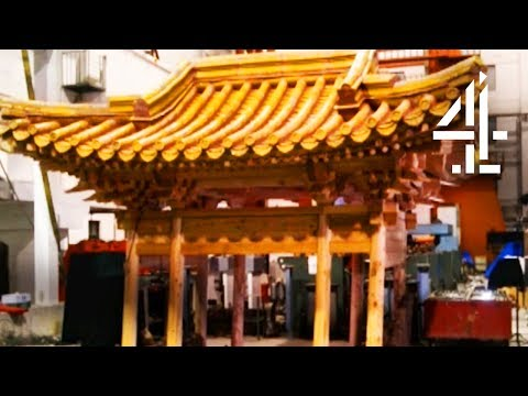 How China Built Earthquake-Proof Palaces | Secrets Of China's Forbidden City