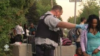 Asylum Seekers Flooding Into Canada From The United States Overwhelming Immigration System