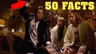50 Facts You Didn't Know About Pulp Fiction